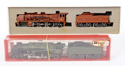 Lot 62 - HO-gauge Continental European-Outline steam locomotives