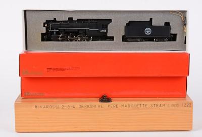 Lot 57 - HO-gauge American-Outline locomotives