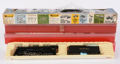 Lot 59 - HO-gauge American-Outline steam locomotives