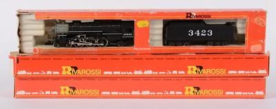 Lot 56 - HO-gauge American-Outline steam locomotives