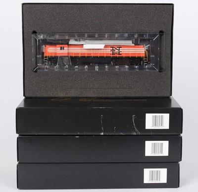 Lot 67 - HO-gauge American-Outline locomotives