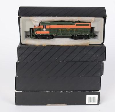 Lot 72 - HO-gauge American-Outline GP-30 diesel locomotives