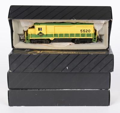 Lot 73 - HO-gauge American-Outline GP-30 diesel locomotives