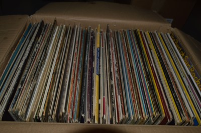 Lot 503 - Selection of mixed vinyl LPs