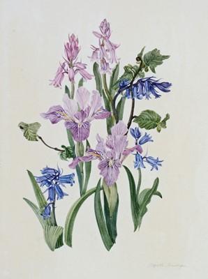Lot 735 - Elspeth Harrigan - watercolour.