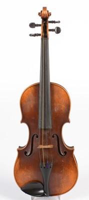 Lot 282 - An early 20th Century Violin after Sebastian Kloz