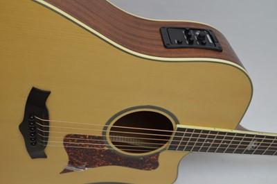 Lot 440 - A Tanglewood acoustic guitar model 'Sundance Premier' TSP-15CF