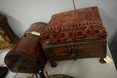 Lot 225 - Two Indian boxes