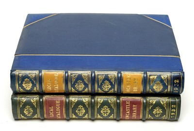 Lot 705 - Newcastle upon Tyne Public Libraries Committee.