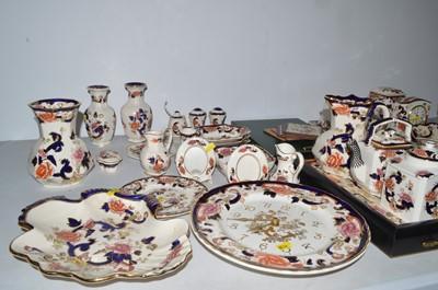 Lot 338 - An extensive selection of Masons 'Mandalay' ceramics