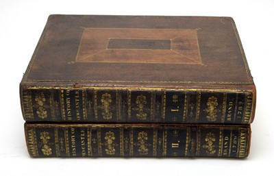 Lot 712 - The History and Antiquities of the Town and County of Newcastle upon Tyne