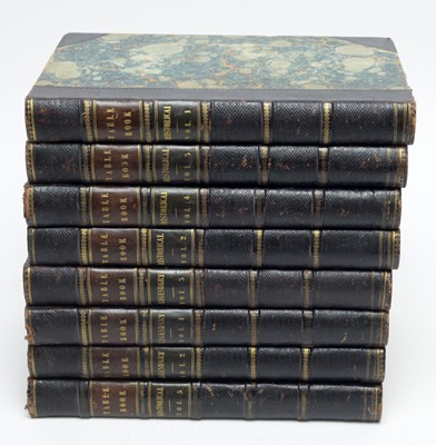 Lot 715 - Richardson (M.A.), The Local Historian's Table Book
