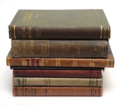 Lot 717 - Gibson (William Sidney), A Memoir on Northumberland, and local interest books