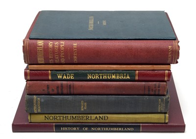 Lot 718 - Dendy (Frederick Walter), The County of Northumberland, and local interest books