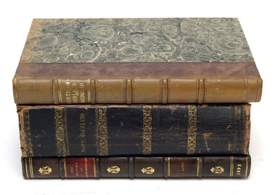 Lot 722 - Bates (Cadwallader J.), Popular County Histories: Northumberland, and two other books