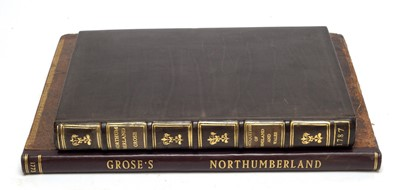 Lot 724 - Two books of local Northumberland interest