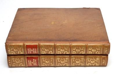 Lot 727 - Wallis (John), The Natural History and Antiquities of Northumberland