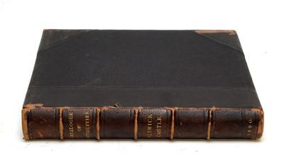 Lot 736 - A Descriptive Catalogue of Antiquities at Alnwick Castle
