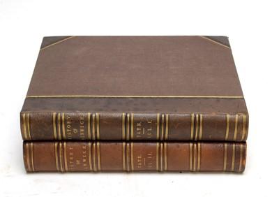 Lot 738 - Tate (George), A History of Alnwick