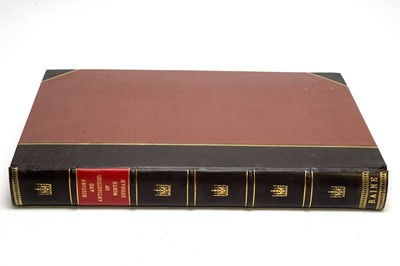 Lot 740 - Raine (Rev. James), The History and Antiquities of North Durham