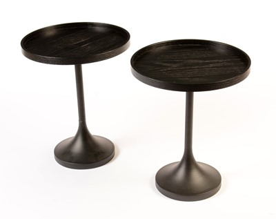 Lot 82 - Habitat: a pair of 'Bonny' side tables.