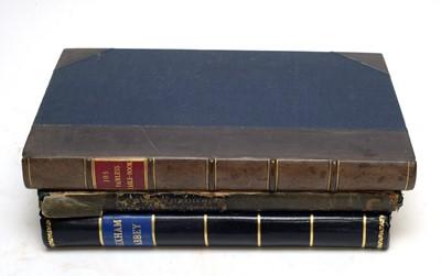 Lot 742 - Three books of Hexham interest