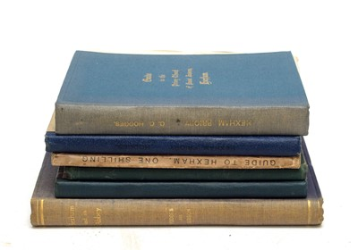 Lot 744 - Hexham interest books and guides