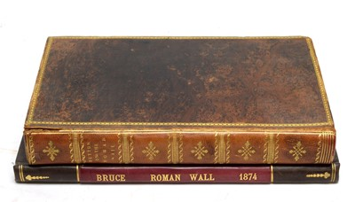 Lot 750 - Hutton (William), The History of the Roman Wall