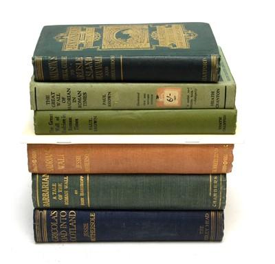 Lot 756 - Books of local interest