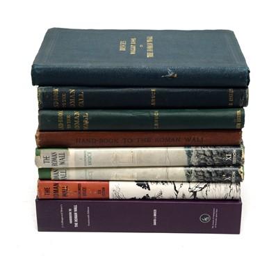 Lot 757 - Local history books
