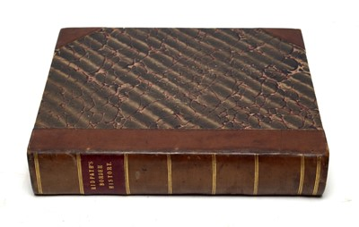 Lot 760 - Ridpath's The Border-History of England and Scotland