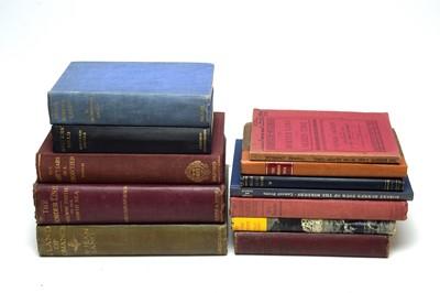 Lot 766 - Books on the England/Scotland border.
