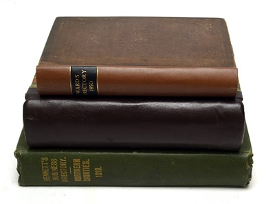 Lot 768 - History and Directories of Northumberland & Durham