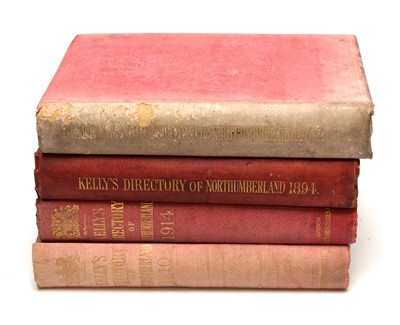 Lot 770 - Kelly's Directory of Northumberland
