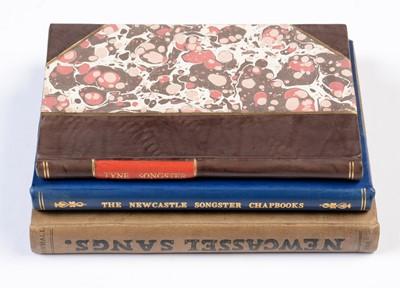 Lot 789 - Newcastle Dialect books