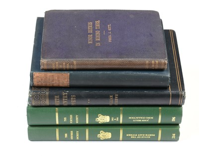 Lot 792 - Books, North Country Poetry, Miners etc.