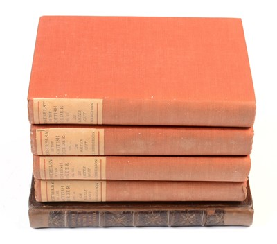 Lot 795 - Border literature