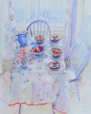 Lot 736 - Brenda Evans - watercolour.