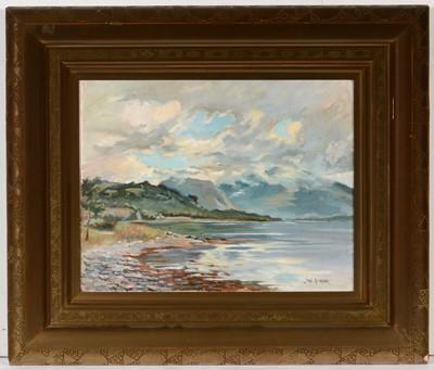 Lot 780 - John Gilmour - oil.