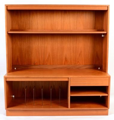 Lot 84 - G-Plan: a mid 20th Century teak cabinet.