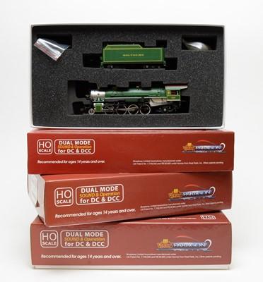Lot 614 - Broadway Limited Paragon Series No. 2 locomotives.