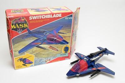 Lot 837 - Kenner MASK Switchblade