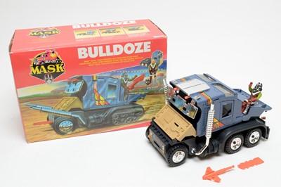 Lot 838 - Kenner MASK Bulldoze