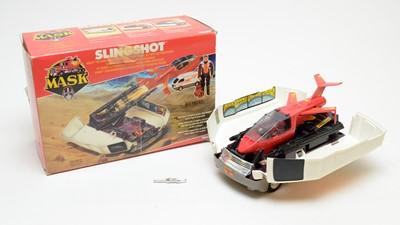 Lot 839 - Kenner MASK Slingshot