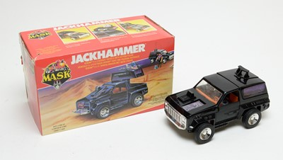 Lot 840 - Kenner MASK Jackhammer