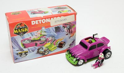 Lot 845 - Kenner MASK Detonator