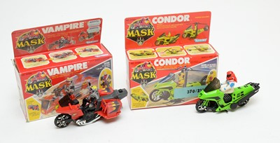 Lot 844 - Kenner MASK  Vampire and Condor