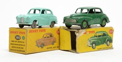 Lot 831 - Dinky Toys Austin A30 Saloon