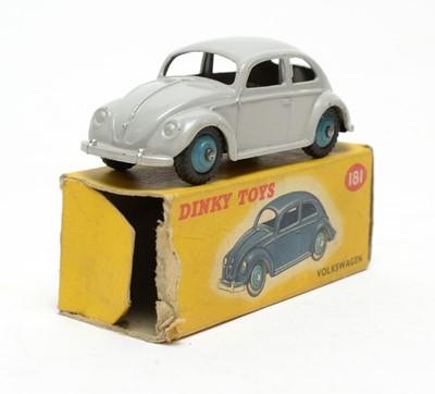 Lot 818 - Dinky Toys Volkswagen