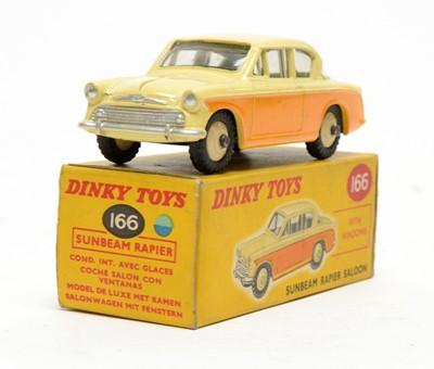 Lot 829 - Dinky Toys Sunbeam Rapier saloon
